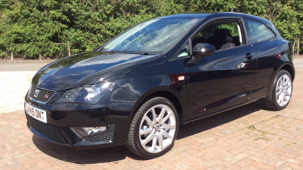 seat ibiza 2015 sport images. Black Bedroom Furniture Sets. Home Design Ideas