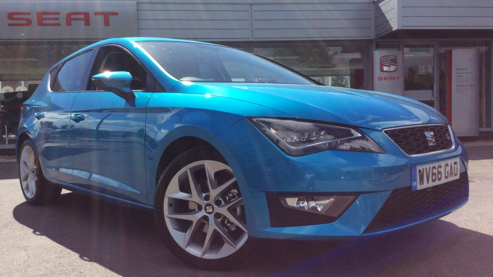 SEAT Leon 2.0 TDI FR [Technology Pack] Diesel 5 door Hatchback (2016) image