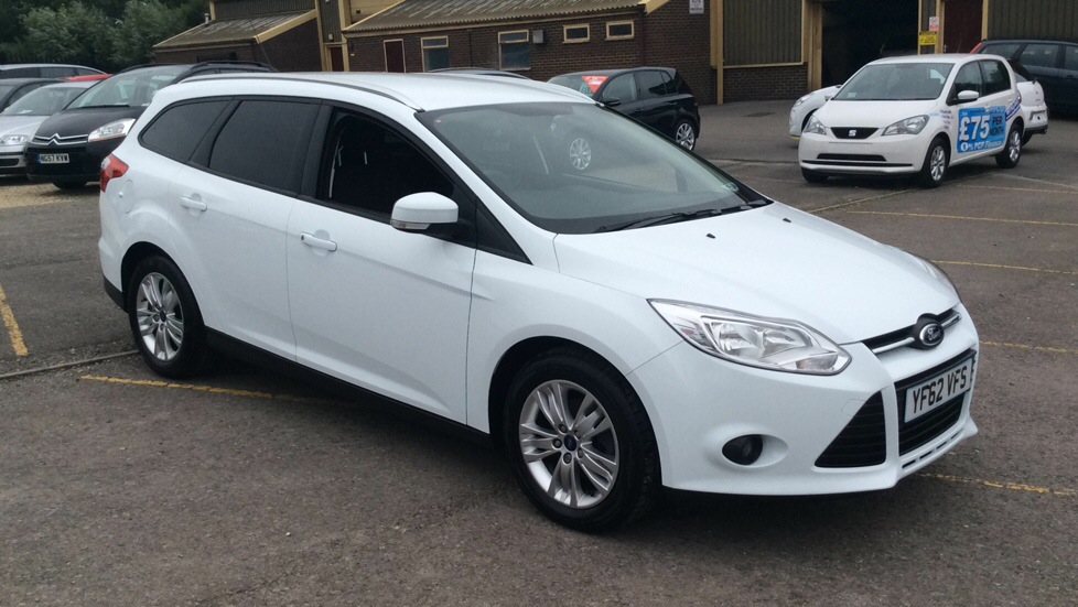 Ford Focus 1.6 TDCi Edge 5dr Diesel Estate (2012) image