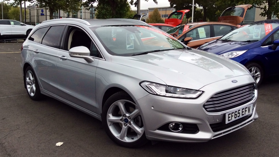 Ford Mondeo 2.0 EcoBoost Titanium 5dr Automatic Estate (2015) image & Used - Ford Mondeo - Estate Cars for Sale | Motorparks markmcfarlin.com