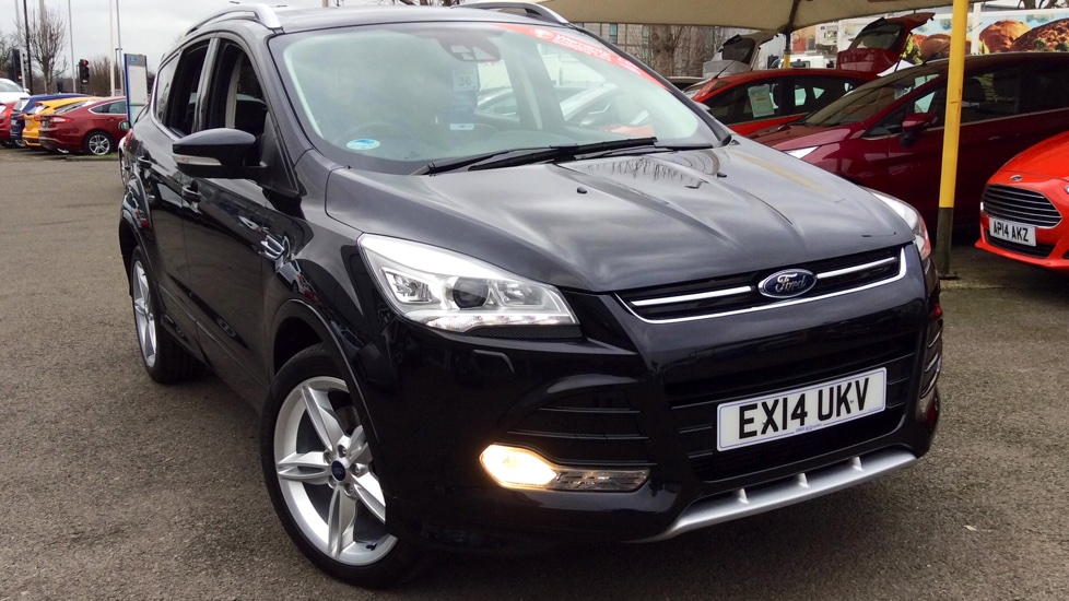 Ford Kuga 2.0 TDCi 163 Titanium X Powershift Diesel Automatic 5 door Estate (2014) image
