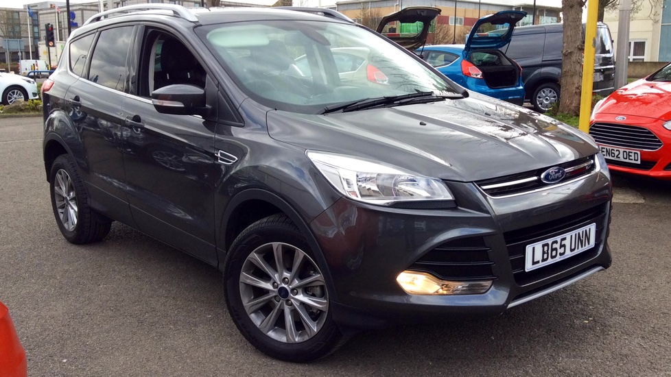 Ford Kuga 2.0 TDCi 180 Titanium Powershift Diesel Automatic 5 door Estate (2015) image