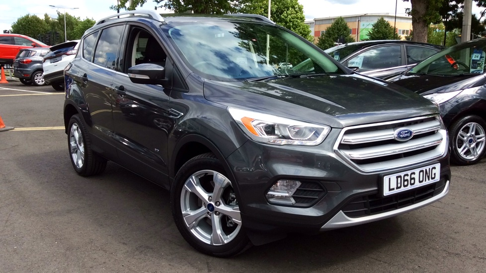 Ford Kuga 2.0 TDCi 180 Titanium Diesel Automatic 5 door Estate (2016) image