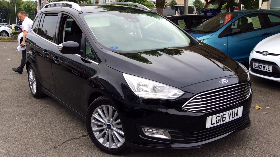 Ford Grand C-Max 2.0 TDCi Titanium 5dr Powershift Diesel Automatic Estate (2016) image