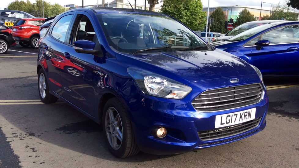 Ford KA-Plus 1.2 85 Zetec 5dr Hatchback (2017) image