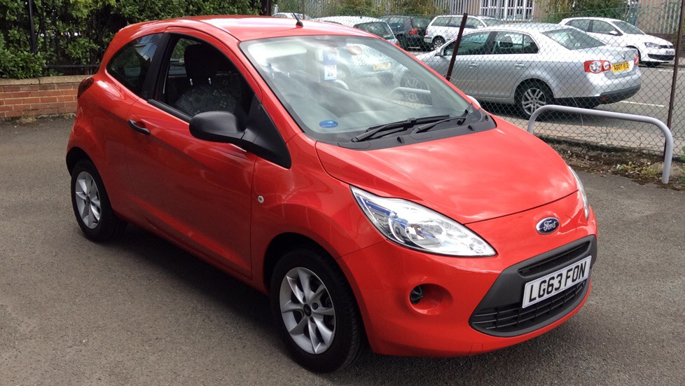 Ford Ka Studio Connect (2013) 3 Dr 1.2 69 PS  3 door Hatchback (2013) image
