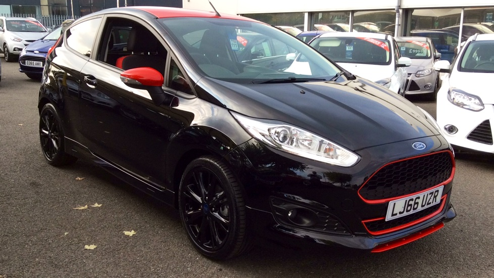 Ford Fiesta Zetec S Black Edition 1.0T EcoBoost 140PS  3 door Hatchback (2016) image