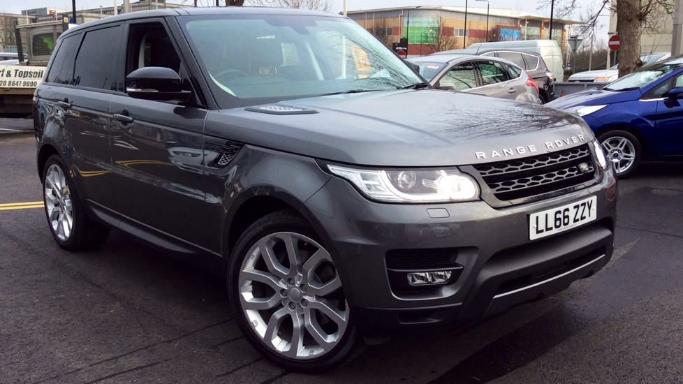 Land Rover Range Rover Sport 3.0 SDV6 [306] HSE Dynamic 5dr Diesel Automatic Estate (7193) image