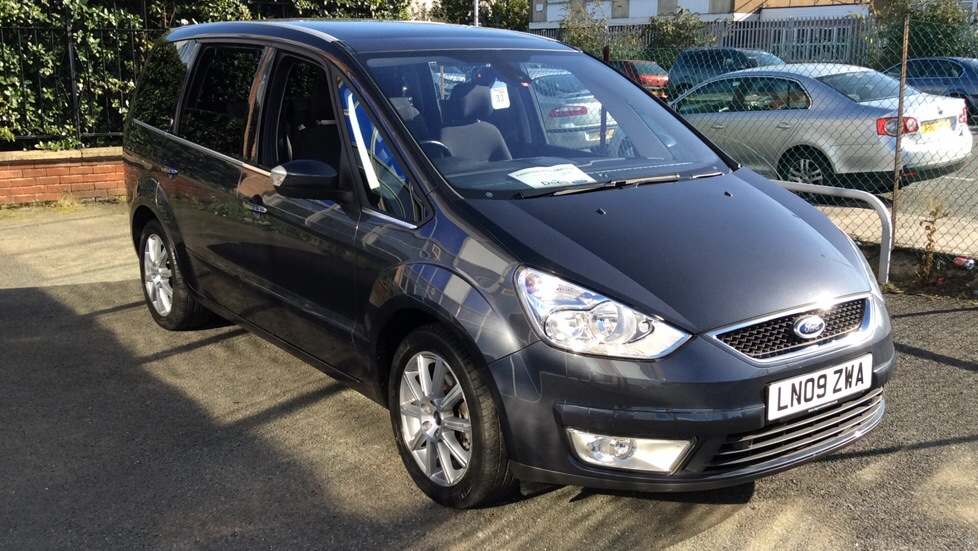 Ford Galaxy 2.0 TDCi Ghia 5dr Auto [140] Diesel Automatic Estate (2009) image