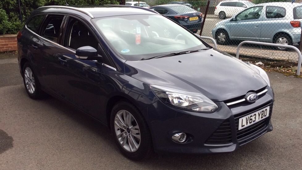 Ford Focus FOCUS ESTATE,1.6 125 Titanium Navigator 5dr P Automatic Estate (2013) image