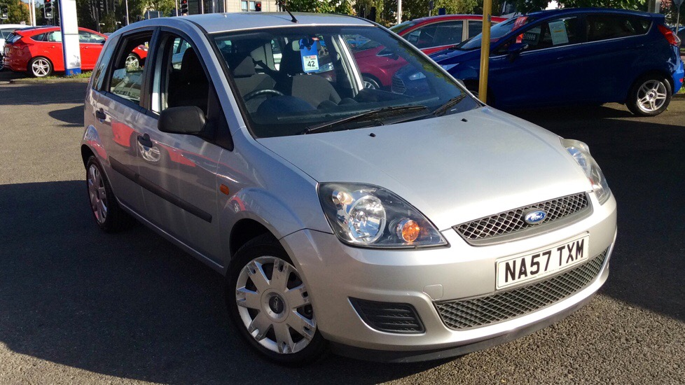Ford Fiesta 1.25 Style 5dr [Climate] Hatchback (2007) image