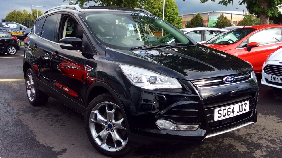 Ford Kuga   Titanium X Drsel Estate