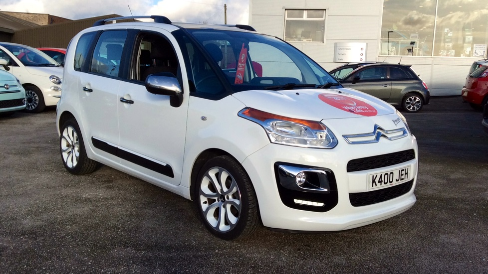 Citroen C3 Picasso 1.6 HDi 8V Selection 5dr Diesel Estate (2013) image