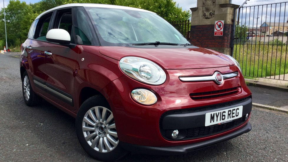 Fiat 500L MPW DIESEL ESTATE 1.6 Diesel 5 door Estate (2016) image