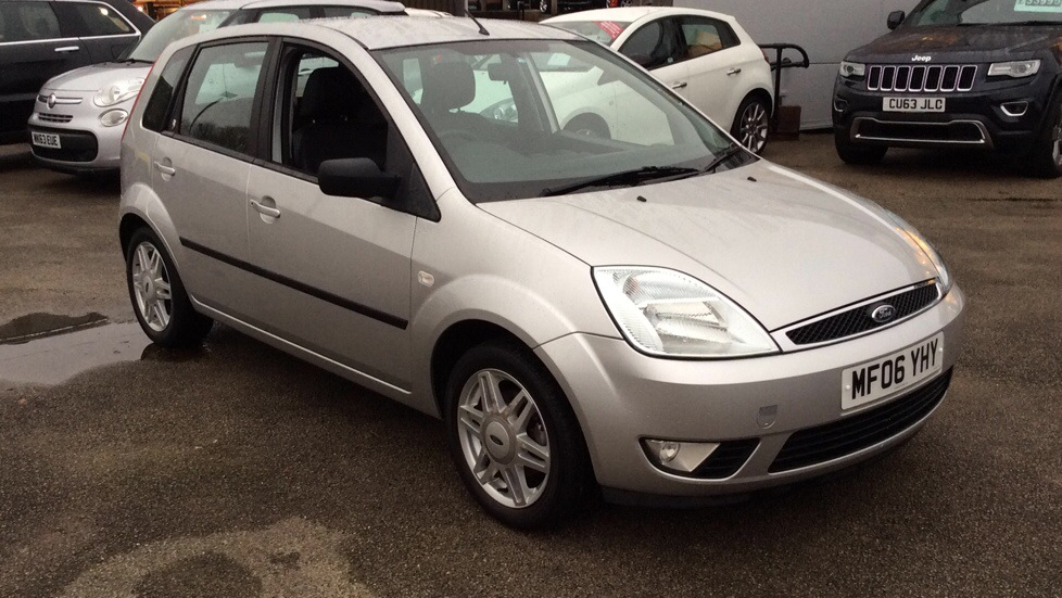 Ford Fiesta 1.6 Ghia 5dr Hatchback (2006) image