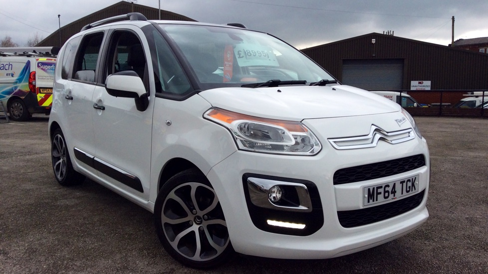 Citroen C3 Picasso 1.6 HDi 8V Exclusive 5dr Diesel Estate (2014) image