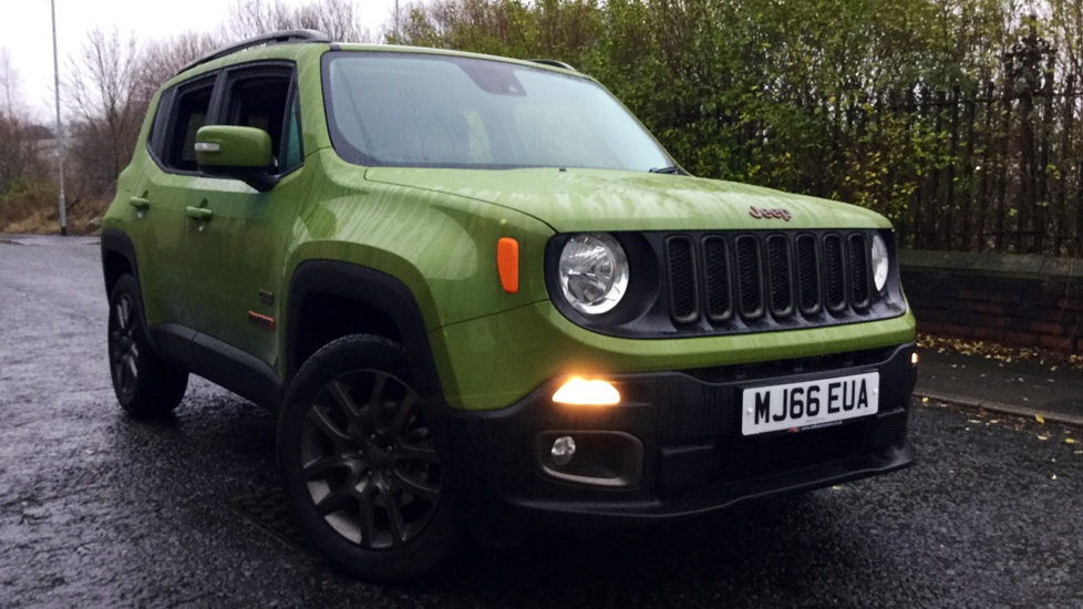 Jeep Renegade 1.4 Multiair 75th Anniversary 5dr 4WD Automatic Hatchback (2016) image