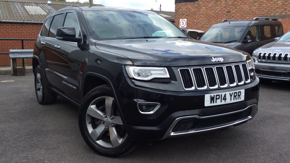 Jeep Grand Cherokee 3.0 CRD Limited Plus 5dr Diesel Automatic (2014) image