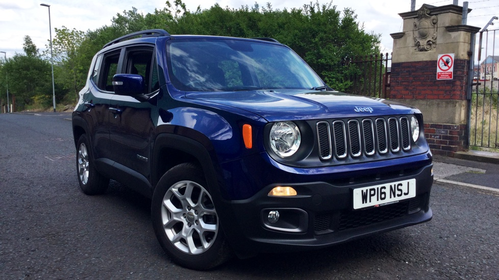 Jeep Renegade 1.4 Multiair Longitude 5dr Hatchback (2016)