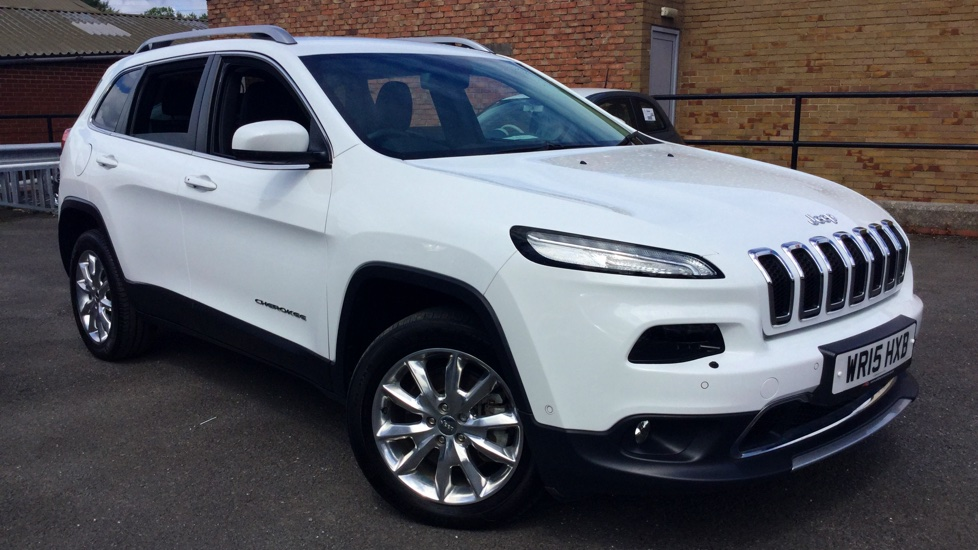 Jeep Cherokee 2.0 CRD [170] Limited 5dr Diesel Automatic (2015) image