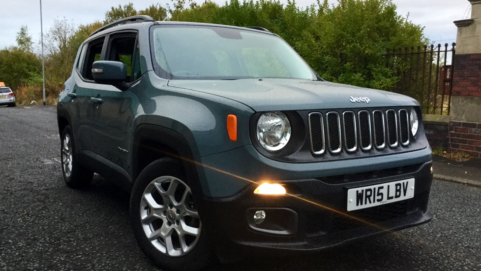 Jeep Renegade Longitude Petrol Grey Wr Lbv Md on Jeep Renegade 1 4 Multiair Longitude 5dr 2015