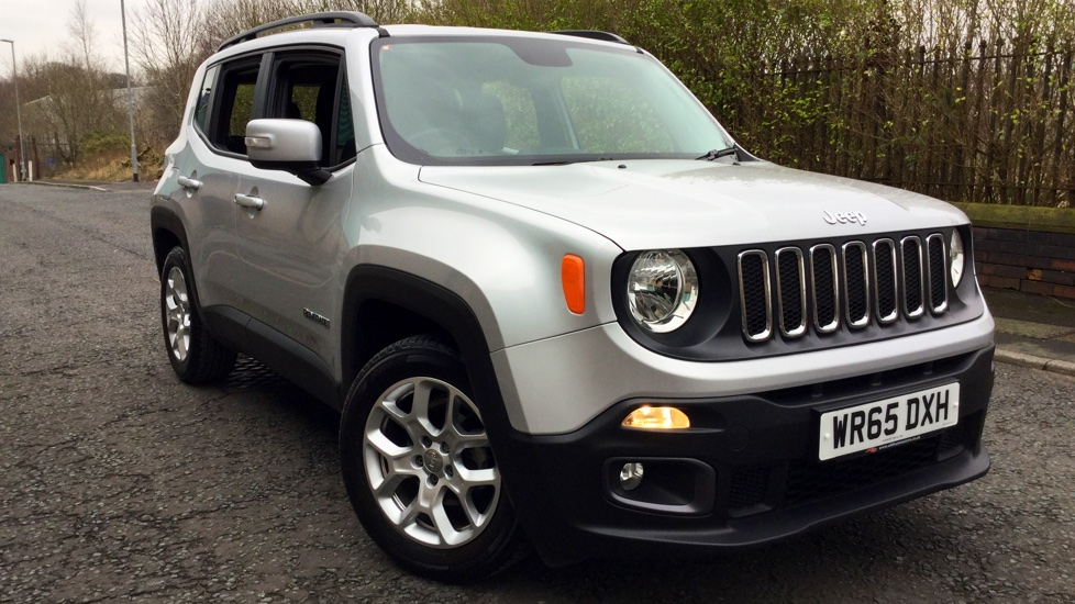 Jeep Renegade 1.4 Multiair Longitude 5dr Hatchback (2015) at Oldham Motors Citroen, Fiat and Jeep thumbnail image