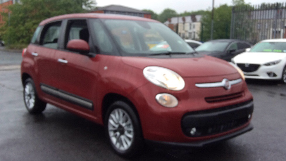 Fiat 500L Lounge 1.3 MultiJet 85hp 1.2 Diesel 5 door Estate (2014)