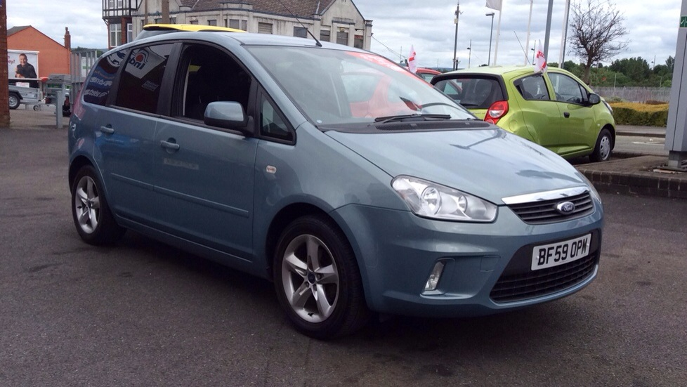 Ford Focus C-Max 1.6 Zetec 5dr Estate (2009) image