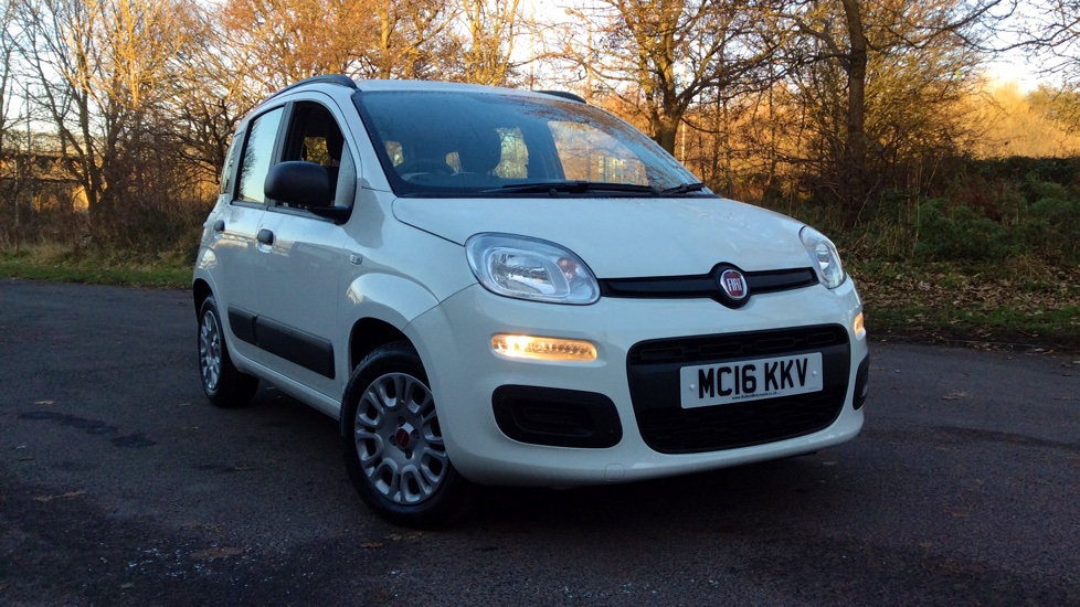 Fiat Panda 1.2 Easy 5dr Hatchback (2016) available from County Motor Works Vauxhall thumbnail image