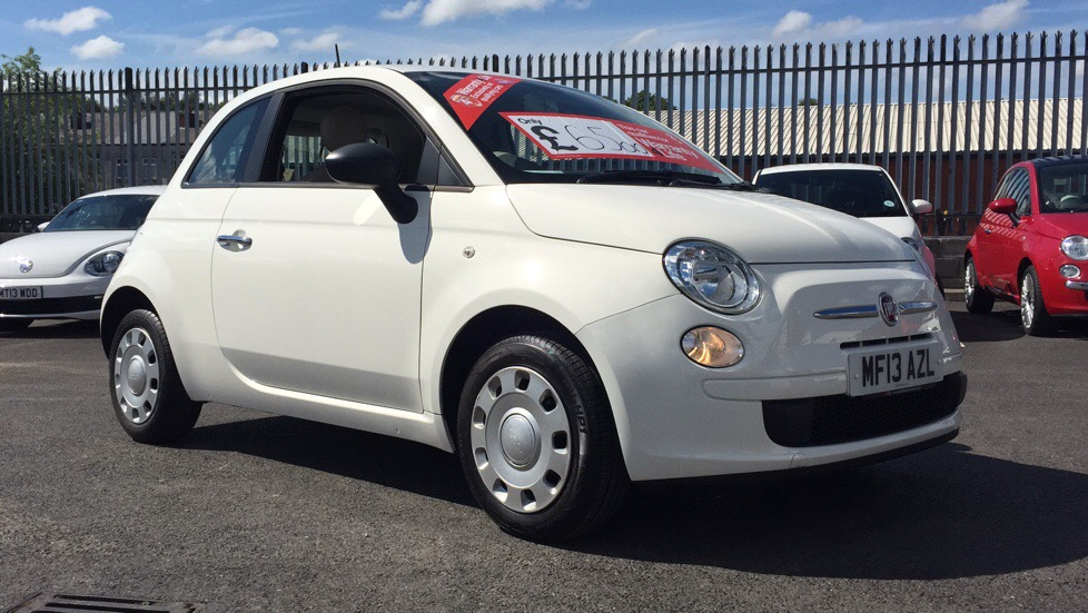 Fiat 500 1.2 POP 3dr [START/STOP] Hatchback (2013) (2013) image