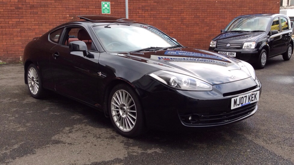 Hyundai Coupe 2.0 SIII 3dr 2 door Coupe (2007) image