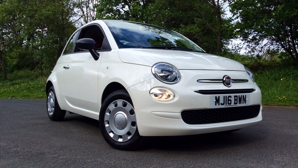 Fiat 500 1.2 Pop 3dr Hatchback (2016) image