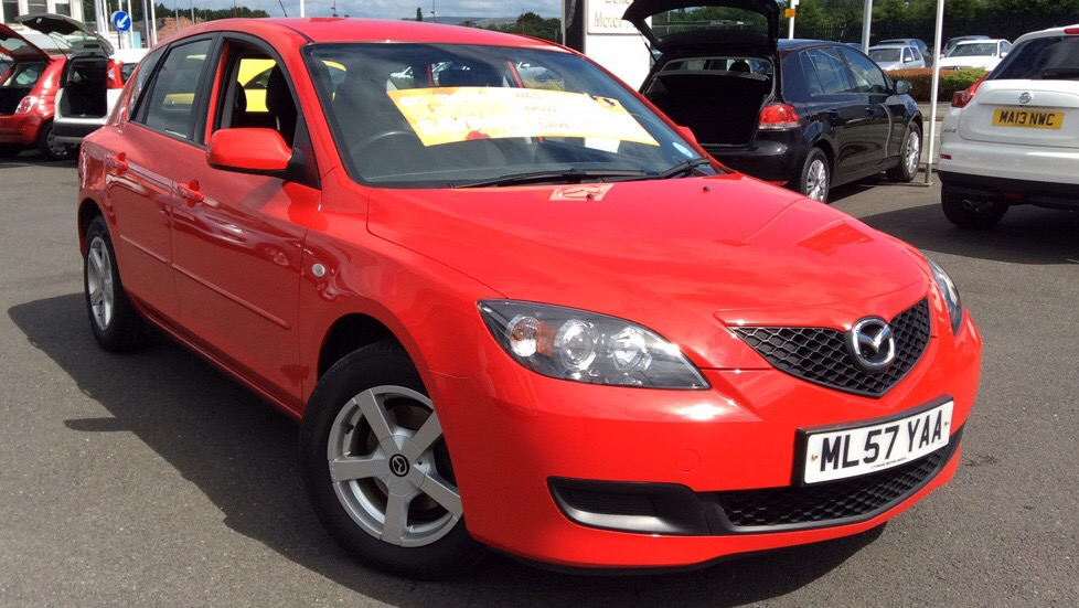 Mazda 3 1.6 TS 5dr Activematic Automatic Hatchback (2007) image