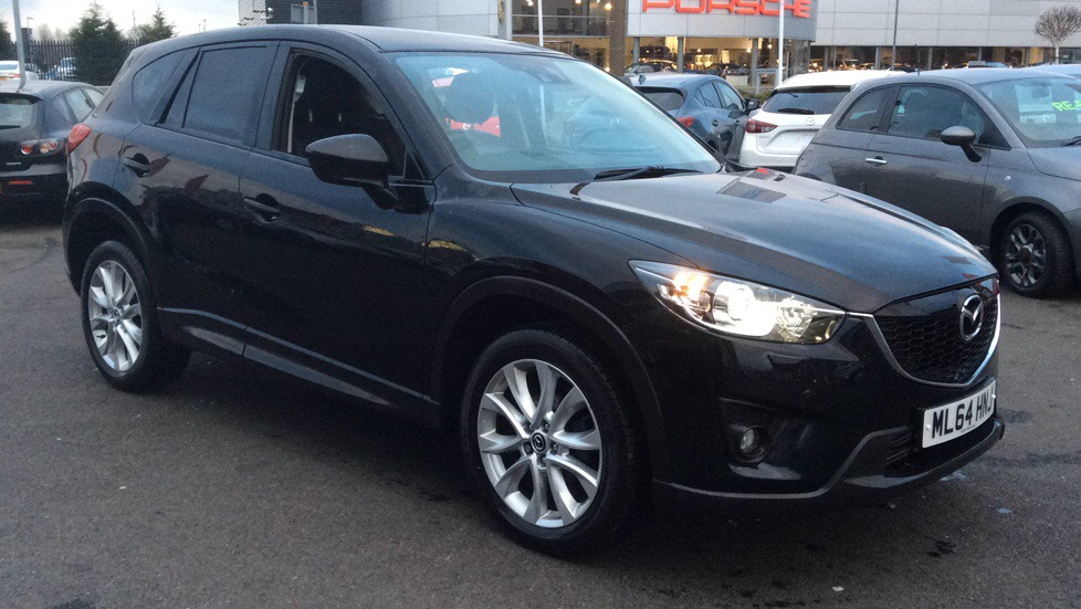 Mazda CX-5 2.2d [175] Sport Nav 5dr AWD Auto Diesel Automatic Estate (2014) image