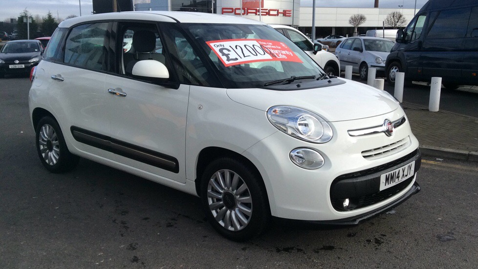 used fiat 500l cars for sale motorparks. Black Bedroom Furniture Sets. Home Design Ideas