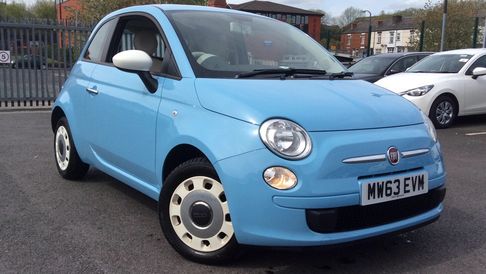 Fiat 500 1.2 Colour Therapy 3dr Hatchback (2014) image