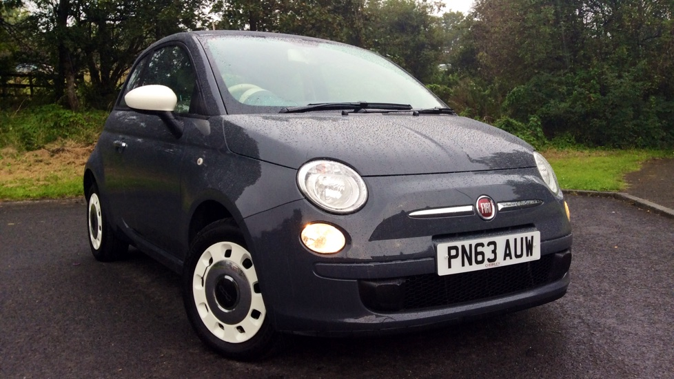 Fiat 500 1.2 Colour Therapy 3dr Hatchback (2013) image