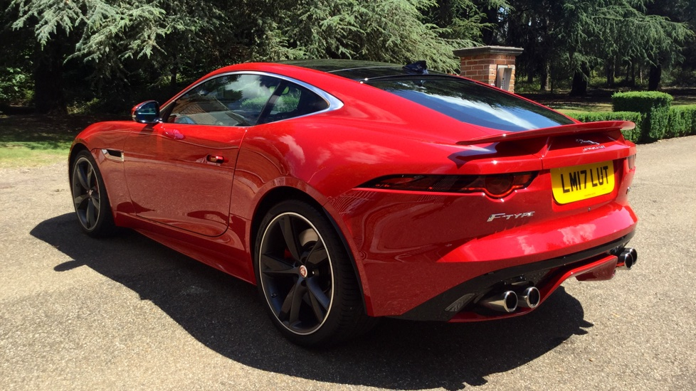 Jaguar F-TYPE 5.0 Supercharged V8 R 2dr AWD image 2
