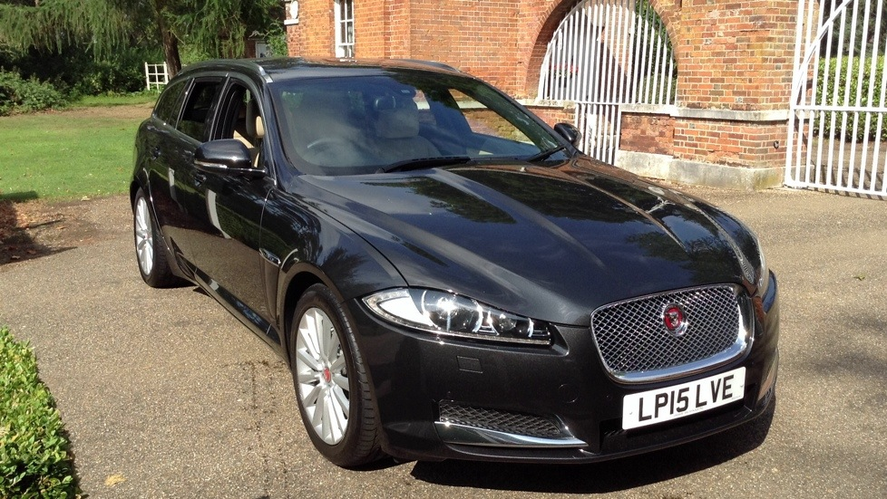 Jaguar XF 2.2d [200] Luxury 5dr Auto Diesel Automatic Estate (2015) image