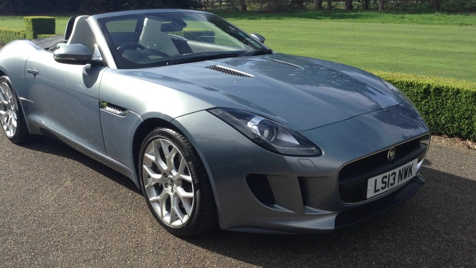 Jaguar F-TYPE F-Type Convertible (340) 3.0 Automatic 2 door (2013) image