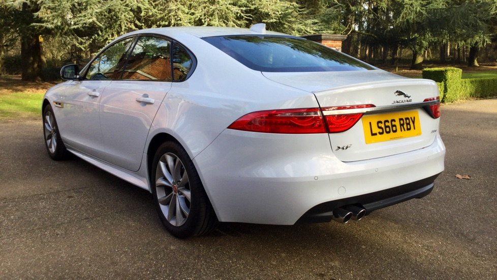 jaguar xf 180 r sport 4dr auto diesel automatic saloon 2016 ls66rby in stock details. Black Bedroom Furniture Sets. Home Design Ideas