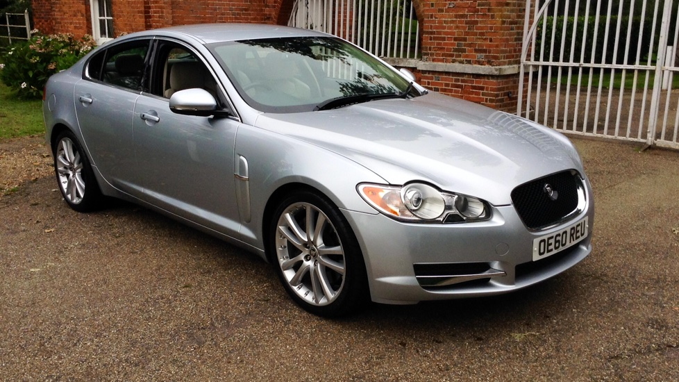 Jaguar XF 3.0d V6 S Premium Luxury Diesel Automatic 4 door Saloon (2010) image