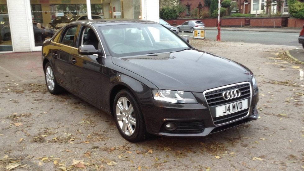 Audi A4 2.0 TDI 143 SE 4dr Multitronic Diesel Automatic Saloon (2011) image