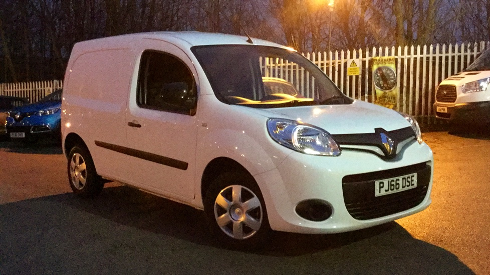 Renault Kangoo ML19 ENERGY dCi 90 Business+ Van [Euro 6] 1.5 Diesel 3 door (2016) image