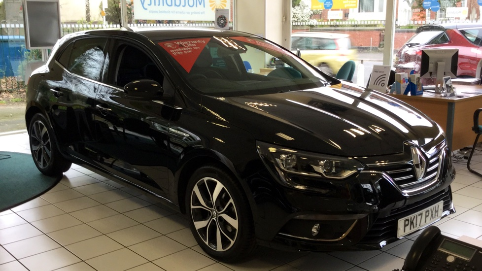 Renault Megane Hatch 1.5 dCi Dynamique S Nav 5dr 17 Plate with Low Mileage Diesel Hatchback (2017) image