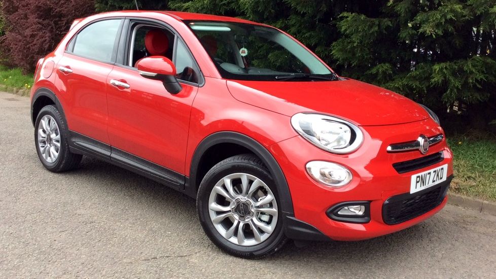 Fiat 500X 1.4 Multiair Pop Star 5dr Hatchback (2017) image