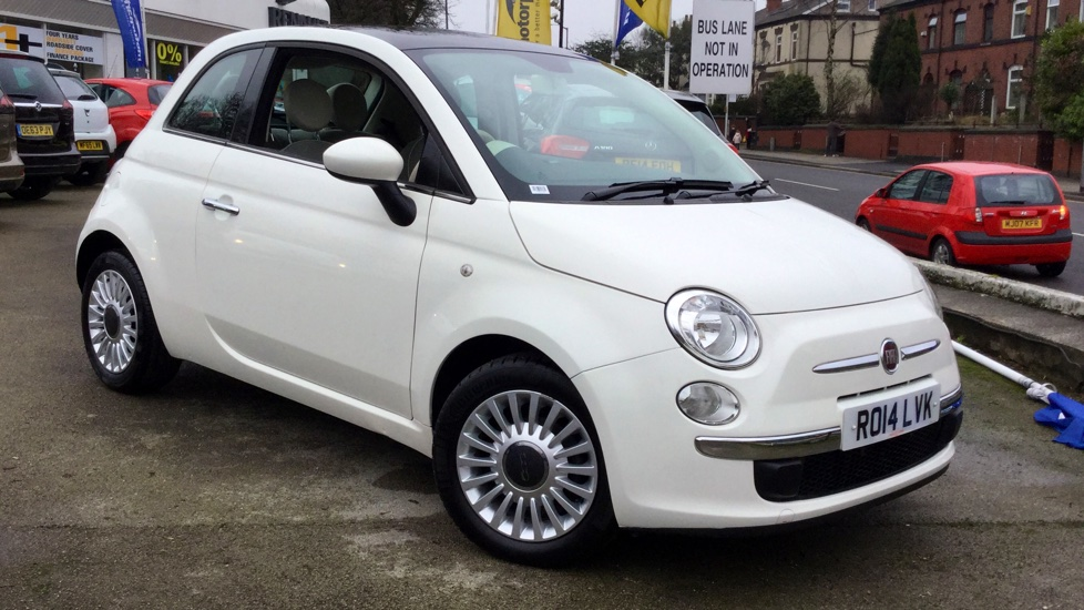 Fiat 500 1.2 Lounge [Start Stop] 3 door Hatchback (2014) image