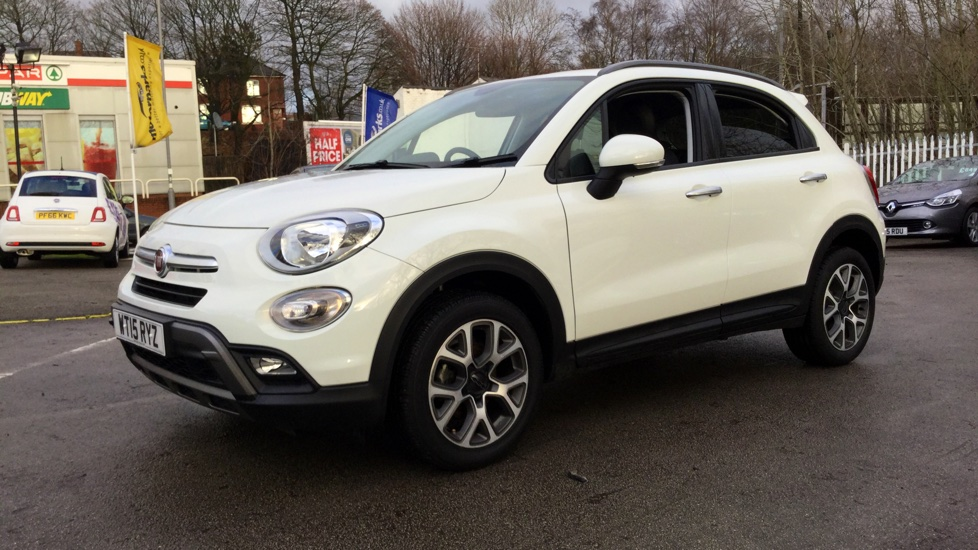 fiat 500x 1 6 multijet cross 5dr diesel hatchback 2015 wt15ryz in stock used fiat 500x 1. Black Bedroom Furniture Sets. Home Design Ideas