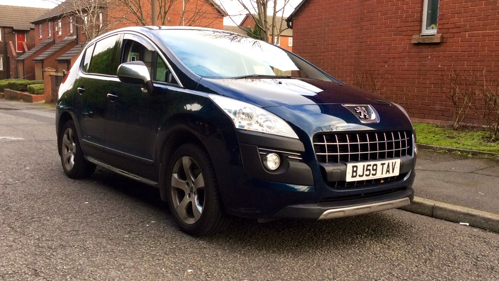 Peugeot 3008 1.6 HDi Exclusive 5dr Diesel Estate (2009) image