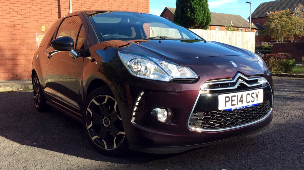 Citroen DS3 1.6 VTi 16V DStyle Plus 3dr Hatchback (2014) image